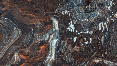 Photo of Дивовижні знімки марсіанських долин Марінер (фото+відео)
