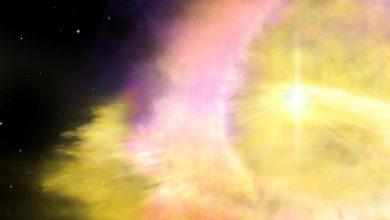 Photo of Астрономи спостерігали рекордну наднову зірку