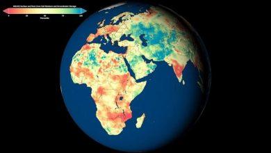 Photo of Перші глобальні карти ґрунтових вод НАСА показують посуху (відео)