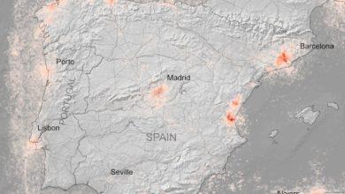 Photo of Супутники показали подальше зниження концентрації NO2 в Європі