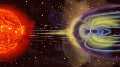 Photo of Вчені знайшли таємничі «підігрівачі» сонячного вітру в космосі