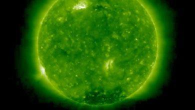 Photo of На Сонці відбувся перший за довге затишшя спалах класу M1.1