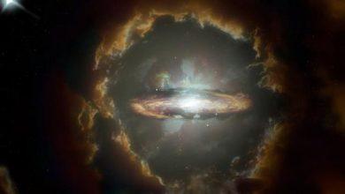 Photo of Знайдена одна з найдавніших галактик у Всесвіті