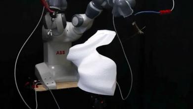 Photo of Подивіться, як працює новий робот-скульптор (відео)