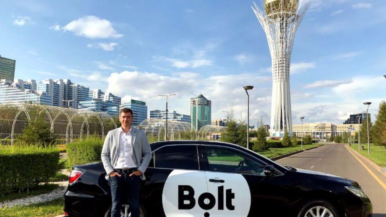 Переваги працевлаштування в таксі Bolt