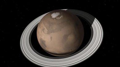 Photo of Марс колись мав кільце і набагато більший супутник
