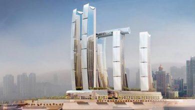 Photo of У Китаї збудували фантастичний горизонтальний хмарочос
