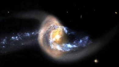 Photo of Обертання галактик показало, що Всесвіт може бути структурованим і теж обертатися