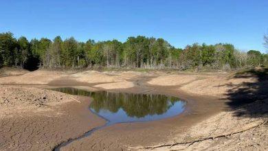 Photo of У Канаді зникають озера