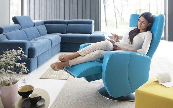 Photo of Кожаное кресло  —  мебель, которая никогда не выйдет из моды