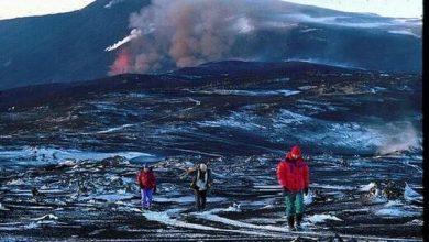 Photo of Ісландський вулкан Гекла виявляє ознаки високого тиску магми