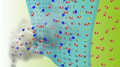 Photo of Нова мембрана вибірково фільтрує CO2, пропускаючи «корисні» гази