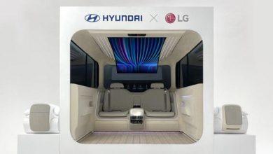 Photo of Hyundai показав, як буде виглядати салон машини майбутнього