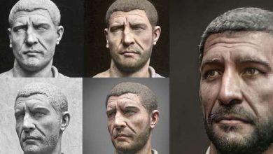 Photo of ШІ відтворив зовнішність римських імператорів по їх скульптурам