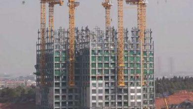 Photo of Будинки, побудовані в рекордно короткі терміни