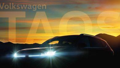 Photo of Volkswagen представив новий компактний кросовер Taos