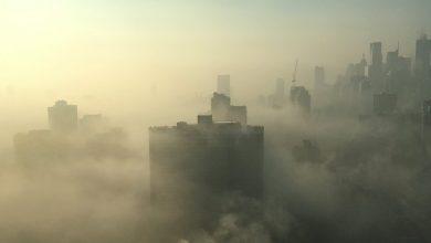 Photo of Забруднення повітря стало причиною кожної восьмої смерті