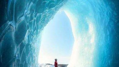 Photo of Печера всередині айсберга: фото