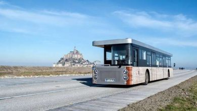 Photo of Автобус Cobus DES з кабінами водія і спереду, і ззаду