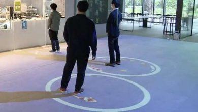 Photo of Японці використовували віртуальних коропів для дотримання соціальної дистанції (відео)