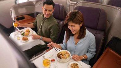 Photo of Подивіться, як виглядає обід в літаку за ціною ноутбука