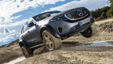 Photo of Електрокросовер Mercedes-Benz перетворили на позашляховик