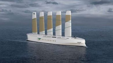 Photo of У Швеції з'явилося найбільше судно, яке працює на енергії вітру