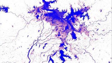 Photo of Перший в світі «Атлас поверхневих вод» об'єднує супутникові дані за 35 років