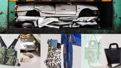 Photo of З утилізованих автомобілів почали робити одяг і аксесуари