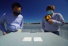 Photo of Вчені створили фарбу з радіаційним охолодженням, яка відбиває 95% світла