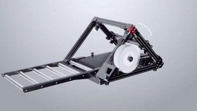Photo of Новий 3D-принтер уміє друкувати рекордно довгі об'єкти