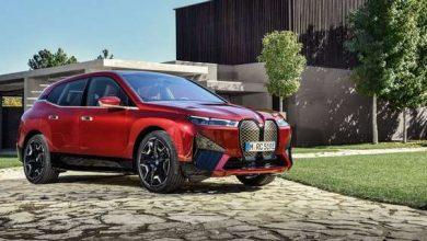 Photo of BMW розсекретила серійний електрокросовер iX (фото+відео)