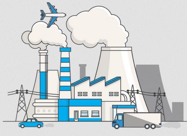 Проривна технологія дозволить уловлювати CO2 прямо зі стратосфери (фото+відео)