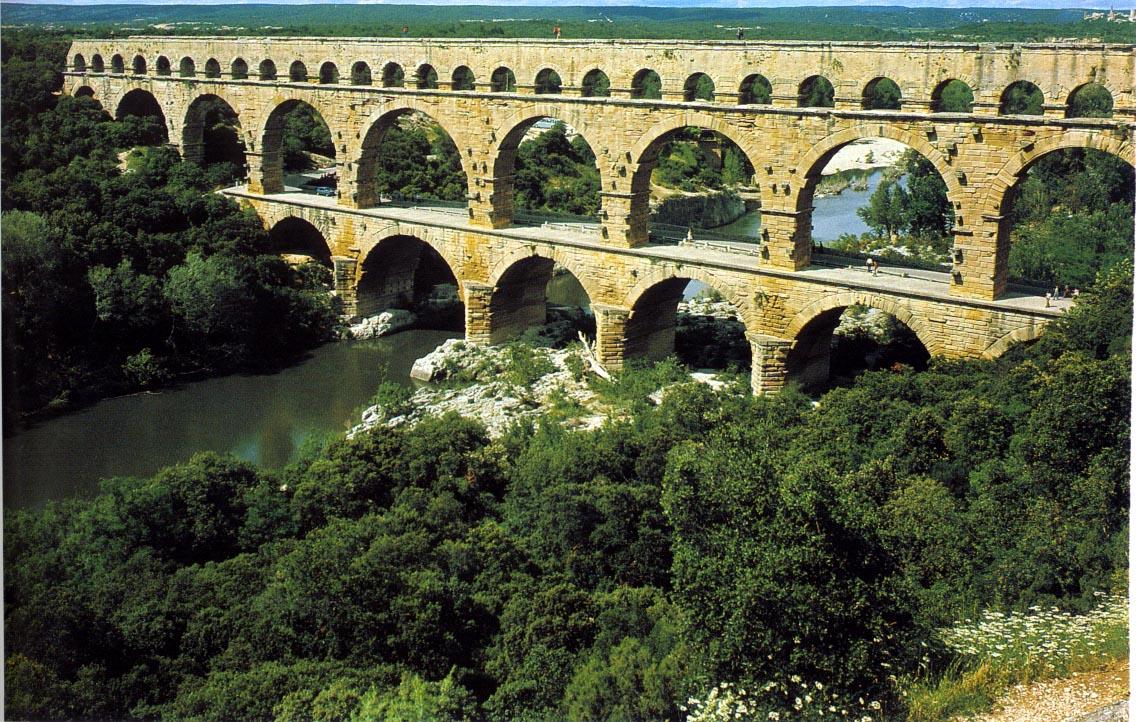 Стародавні винаходи Риму в сучасному світі