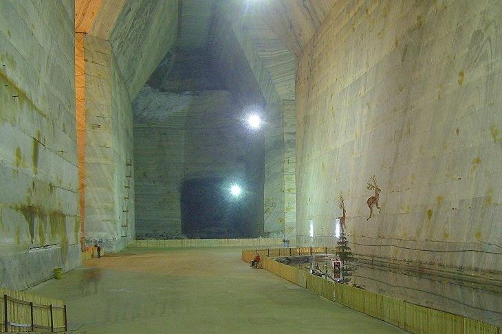 Десять цікавих шахт у світі