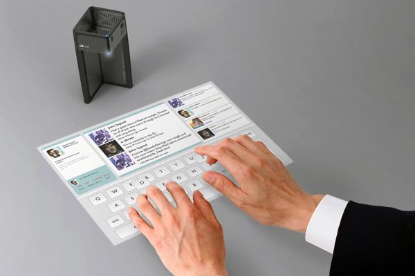 Десятка футуристичних ідей для смартфонів