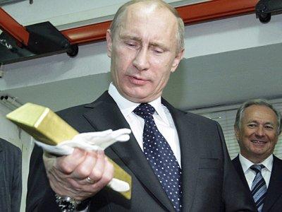 Найбільші золотовалютні запаси світу