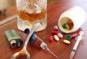 Алкоголь та марихуана впливають на мозок