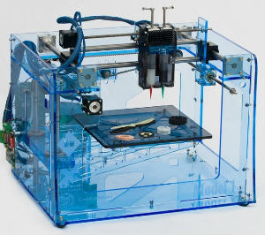 3D-принтер-printer