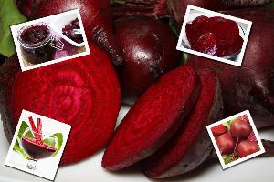 Чарівні властивості червоного буряка
