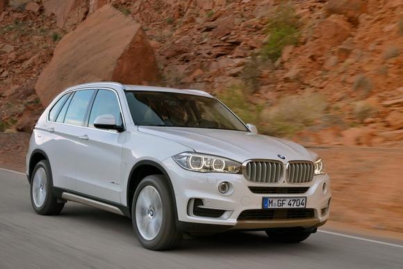 Новий 2014 BMW X5 (13)