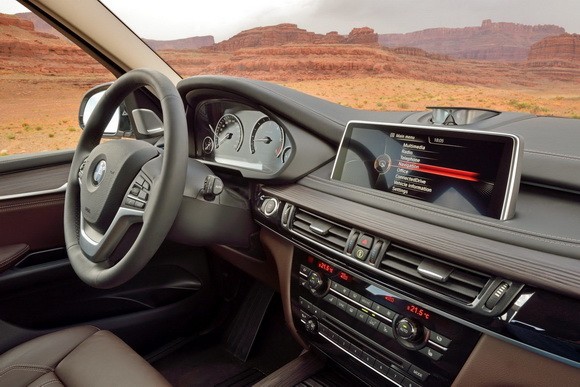 Новий 2014 BMW X5 (14)