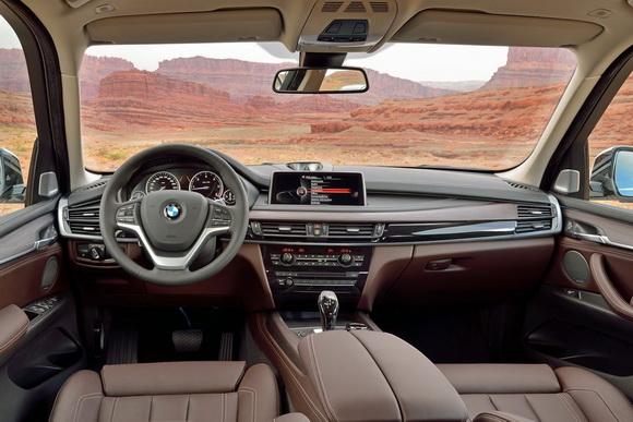 Новий 2014 BMW X5 (17)