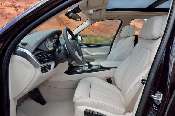 Новий 2014 BMW X5 (21)