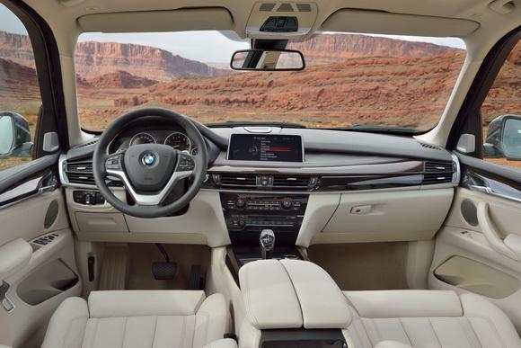 Новий 2014 BMW X5 (22)
