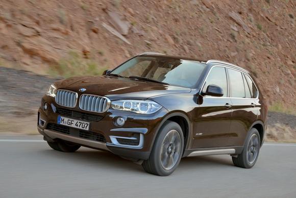 Новий 2014 BMW X5 (5)