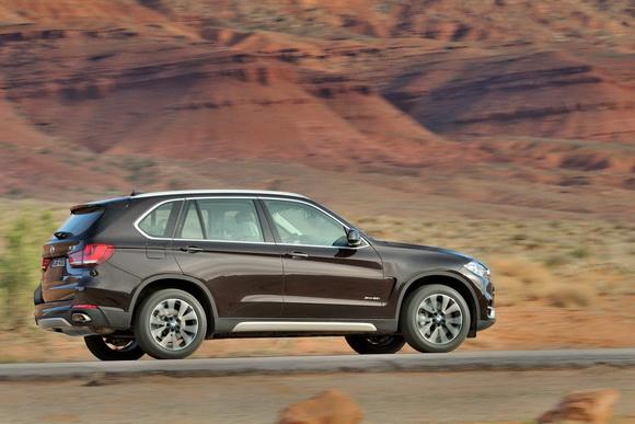 Новий 2014 BMW X5 (9)