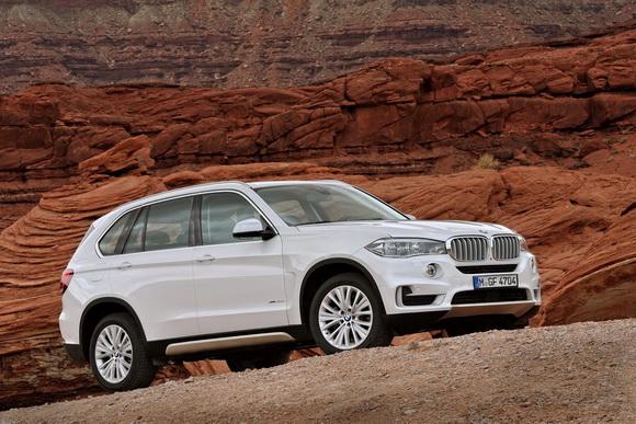 Новий 2014 BMW X5 (11)