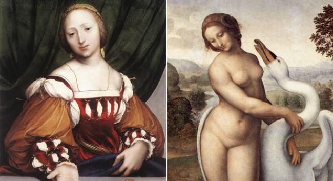 Ідеал жінки в різні епохи (18)