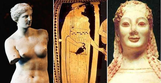 Ідеал жінки в різні епохи (6)
